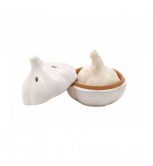 MSC Ceramiczny pojemnik na czosnek / FreeForm
