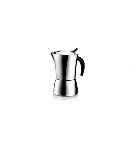 Indukcyjny ekspres do zaparzania kawy Tescoma Monte Carlo na 4 filiżanki. Zobacz film.