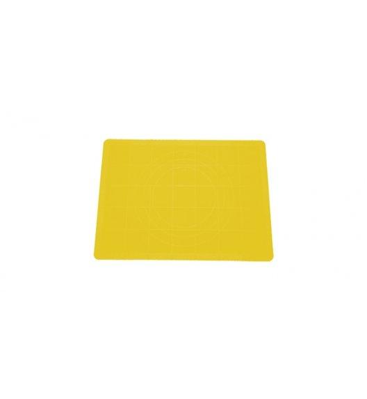 Stolnica silikonowa Tescoma Delicia 58x48 cm żółta, 629384.12