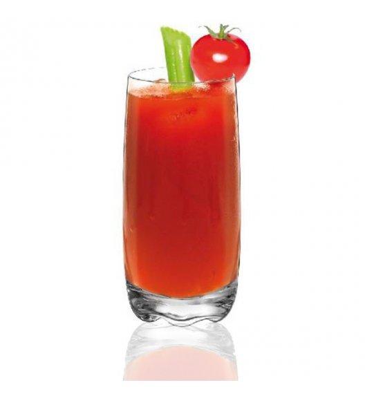 WYPRZEDAŻ! Komplet kieliszków Krosno Bloody Mary Drinki Świata 4 el
