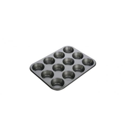 Foremka do pieczenia muffinek x 12 porcji Tescoma Delicia powłoka antyadhezyjna.