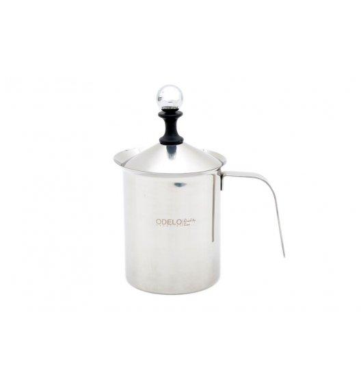 ODELO Spieniacz do mleka / do wyrabiania piany 450 ml stal nierdzewna OD1239