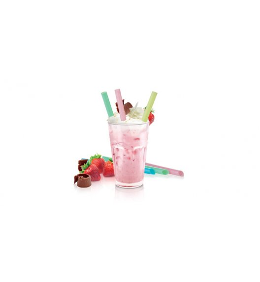 TESCOMA myDRINK Słomki do napojów jogurtowych 12 sztuk ZOBACZ FILM
