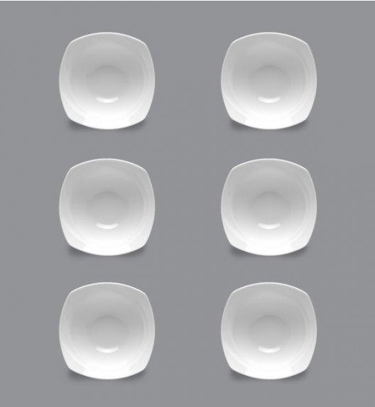LUBIANA CELEBRATION Komplet Salaterki 18 cm /  6 el / 6 os / porcelana