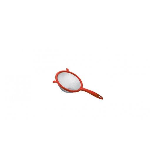 TESCOMA PRESTO Sitko ze stali nierdzewnej, 8 cm, czerwony, 420602.20