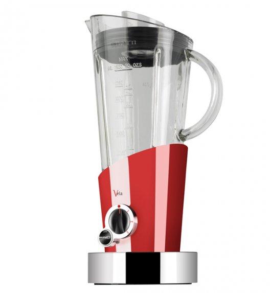 BUGATTI Blender VELA czerwony. Wysoka jakość - Italy design