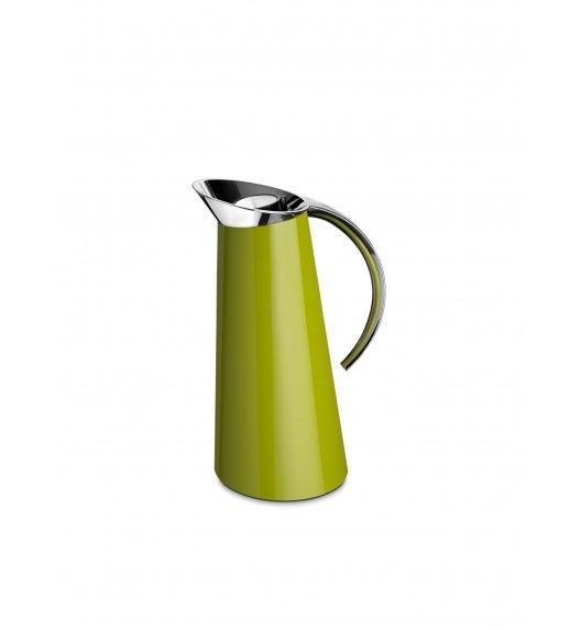 BUGATTI GLAMOUR Termos zielony 1,1 L z wysokiej jakości szkła hartowanego