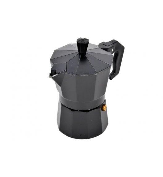 ODELO Zaparzacz do espresso 3 filiżanki / aluminium / OD1269