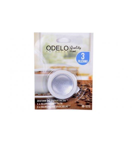 ODELO Zestaw do zaparzacza espresso 9 filiżanek / OD1275