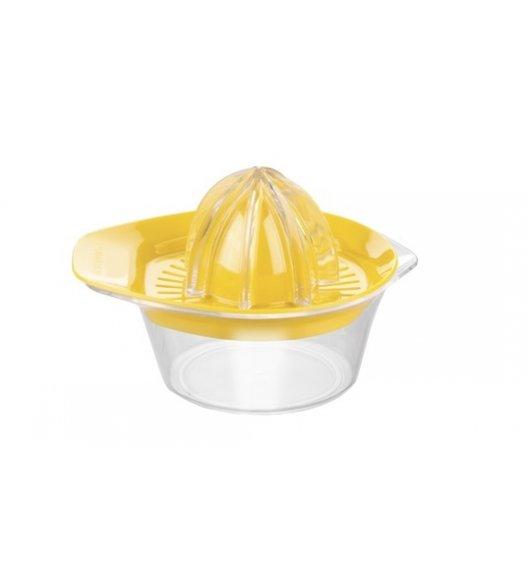 TESCOMA VITAMINO Wielofunkcyjna wyciskarka soku z cytrusów, żółta, 642740.00