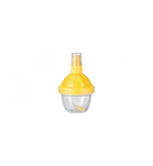 TESCOMA VITAMINO Wyciskacz soku z cytryny z rozpylaczem, żółty, 642770.12