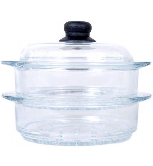 HOME DELUX HD12021 Zestaw do gotowania na parze / szkła / DELHAN