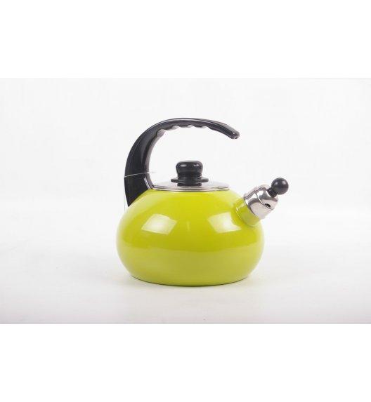 ODELO Czajnik z gwizdkiem 2,5 L INDUKCJA zielony OD1025G