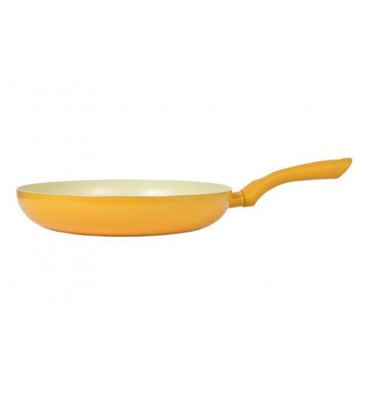 ODELO Żółta patelnia ceramiczna 30 cm / indukcja / OD1190Y