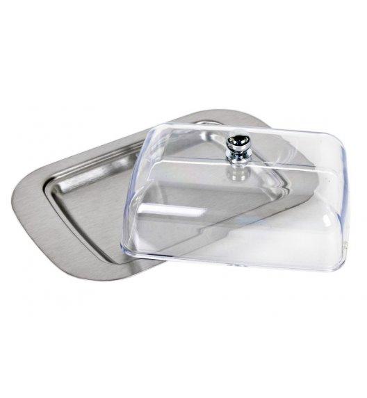 ODELO Stalowa maselnica z pokrywą akrylową / OD1310