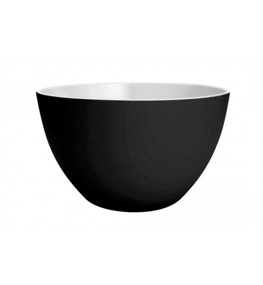 ZAK! DESIGNS Miska dwukolorowa, biało-czarna, 22 cm /Btrzy