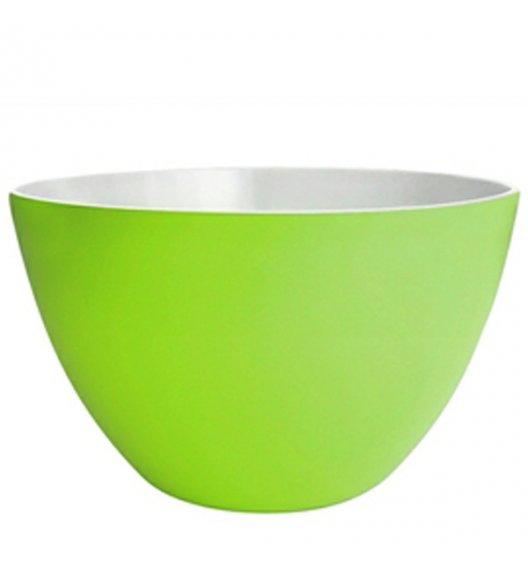 ZAK! DESIGNS Miska dwukolorowa, zielono-biała, 28 cm /Btrzy