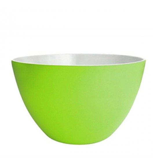 ZAK! DESIGNS Miska dwukolorowa, zielono-biała, 22 cm /Btrzy