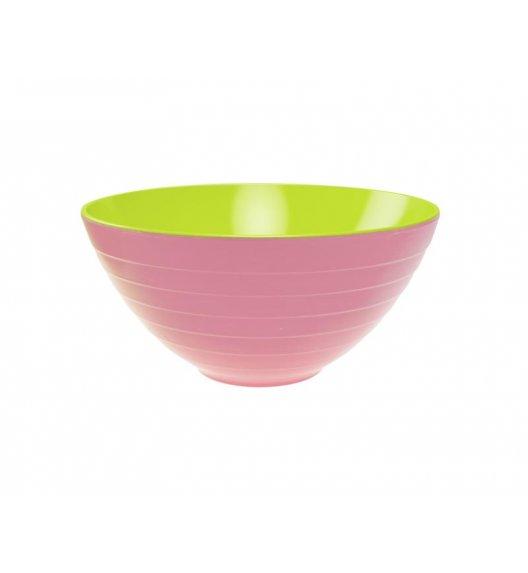 ZAK! DESIGNS Miska dwukolorowa, zielono-różowa, 28 cm /Btrzy