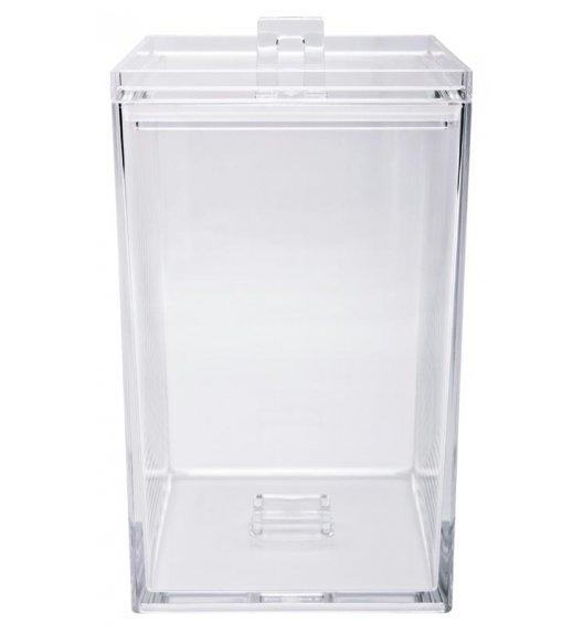 ZAK! DESIGNS Pojemnik na półprodukty, przeźroczysty, 2,4 L /Btrzy