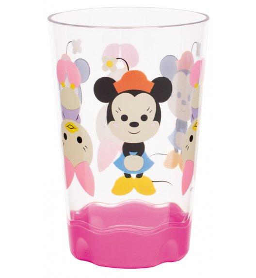ZAK! DESIGNS Disney, Myszka Minnie, Szklanka dla dzieci, 0,27 ml /Btrzy