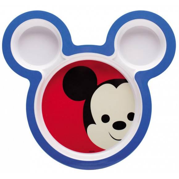 ZAK! DESIGNS Disney, Myszka Mickey, Talerzyk dla dzieci /Btrzy