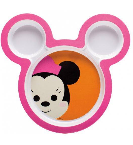 ZAK! DESIGNS Disney, Myszka Minnie, Talerzyk dla dzieci /Btrzy