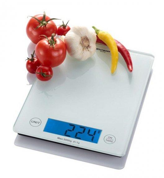 WESTMARK ELEGANCE Cyfrowa waga kuchenna biała