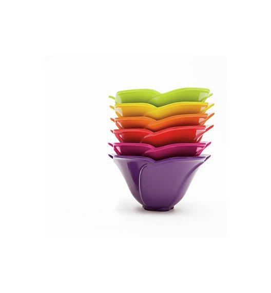 ZAK! DESIGNS RAINBOW Zestaw 6 kolorowych miseczek / Btrzy