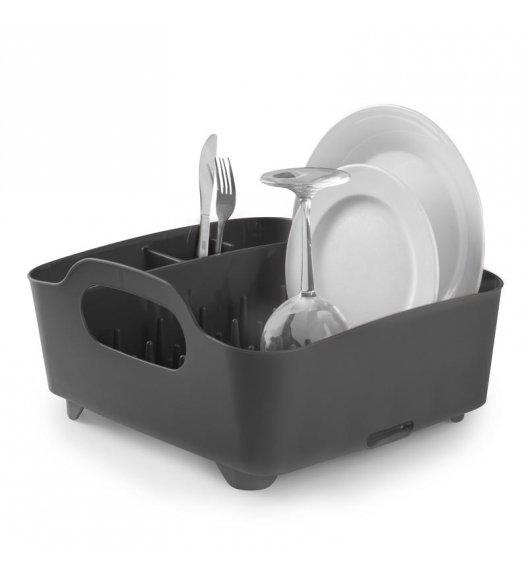 UMBRA TUB Suszarka na naczynia, czarna /Btrzy