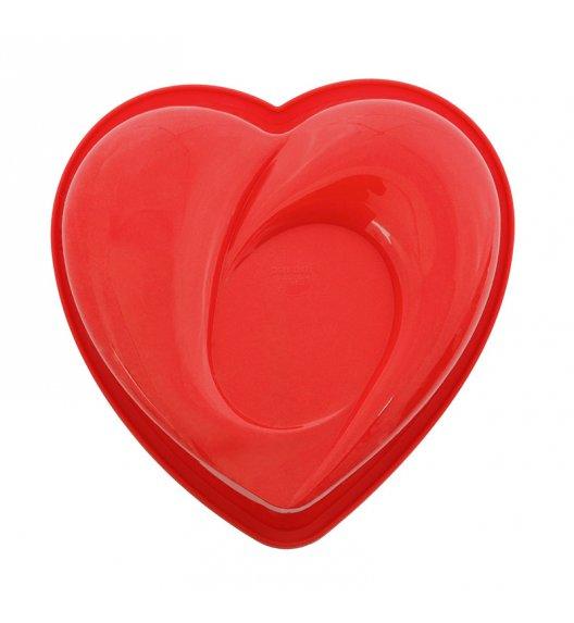 PAVONIDEA CUORE silikonowa forma do ciasta, serce /Btrzy.
