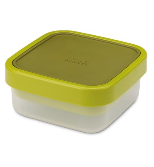 JOSEPH JOSEPH GoEat Lunch Box na sałatki 15 cm / zielony / tworzywo sztuczne / Btrzy