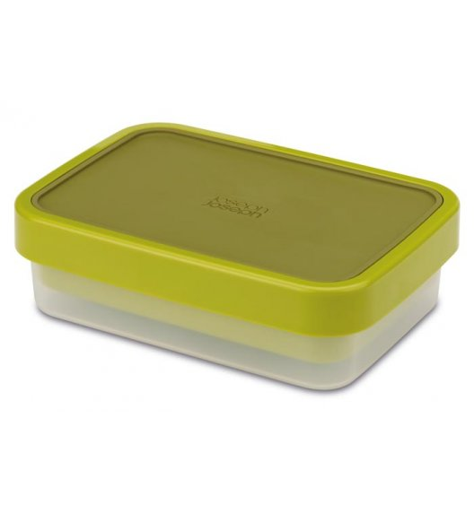 JOSEPH JOSEPH GoEat Lunch Box 19 cm / zielony / tworzywo sztuczne / Btrzy