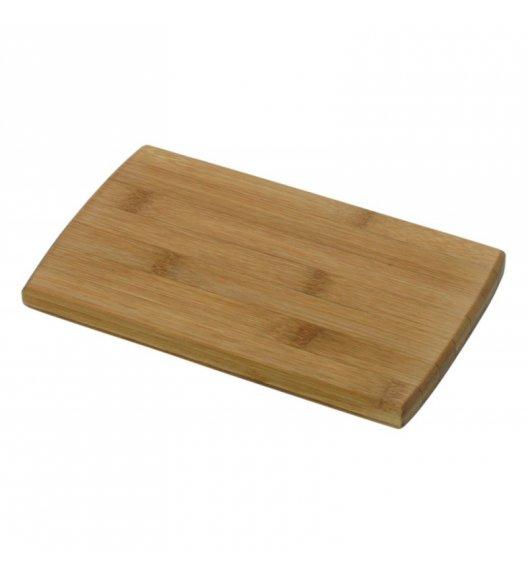WYPRZEDAŻ! TADAR Deska do krojenia, 20 x 12 x 1,5 cm / drewno bambusowe
