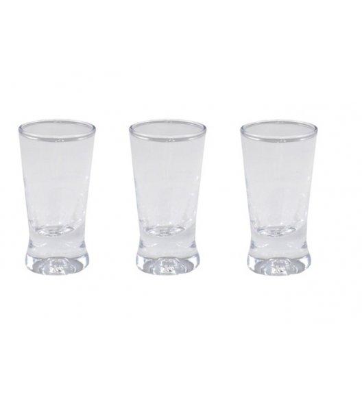TADAR GIOCO Komplet 6 kieliszków 25 ml / szkło transparentne