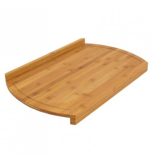 TADAR Stolnica dwustronna 45 x 33 x 1,3 cm / drewno bambusowe