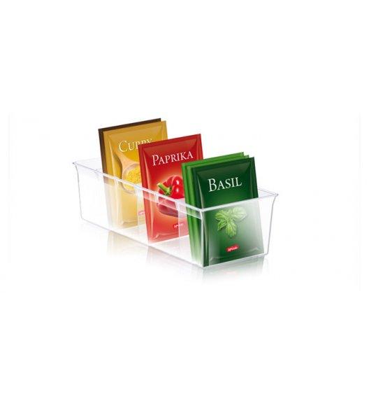 WYPRZEDAŻ! TESCOMA 4FOOD Pojemnik na torebki z ziołami 8 x 11 x 29 cm