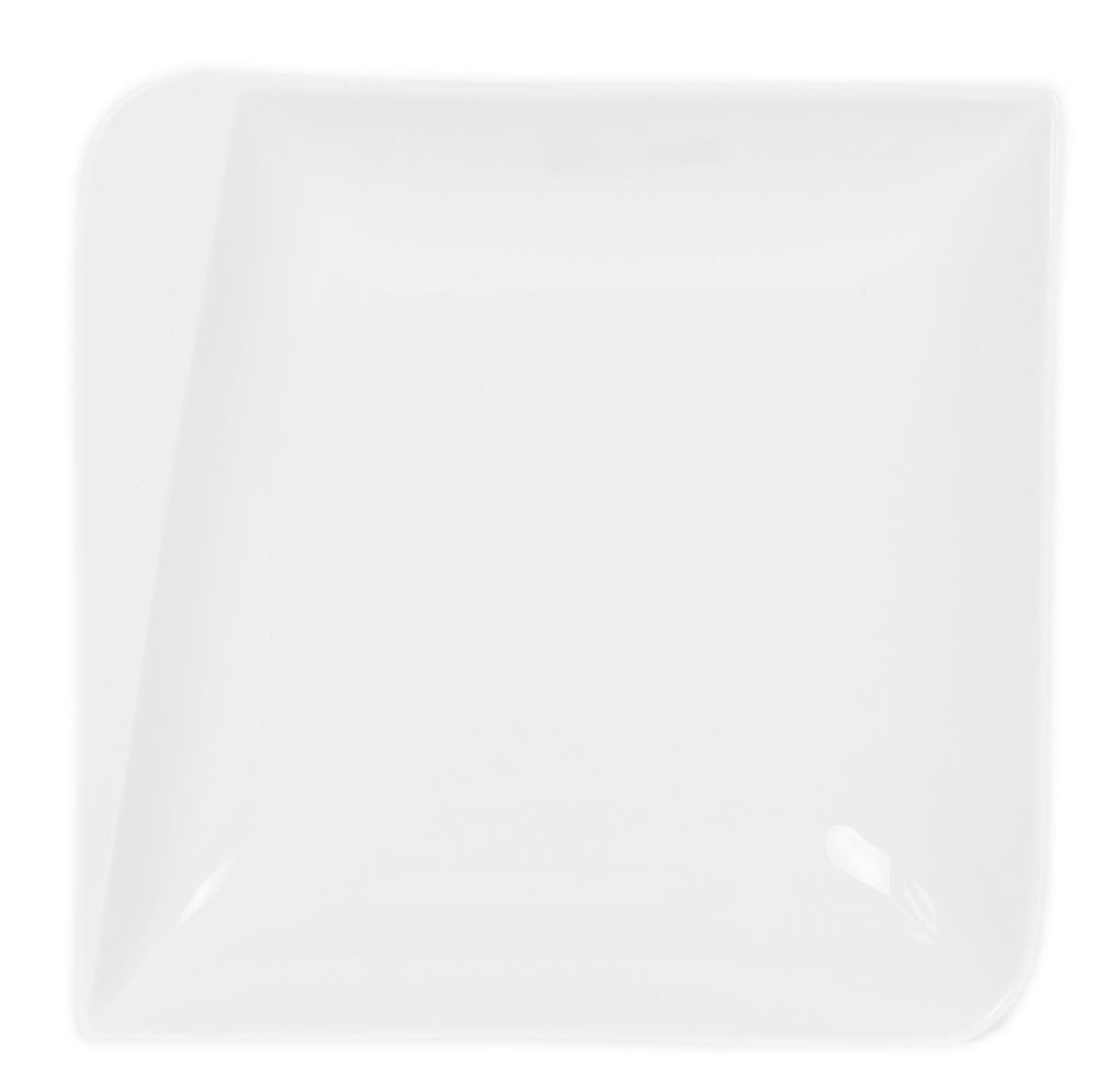 Prestige Classic Collection Plastic Rectangular Plates Pack of 10
