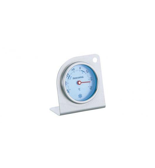 TESCOMA GRADIUS Termometr kuchenny do zamrażarek i lodówek / stal nierdzewna VIDEO