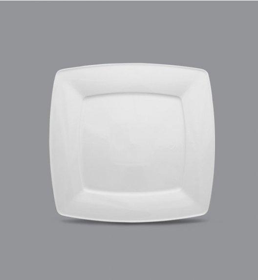 LUBIANA VICTORIA Talerz deserowy płytki 19 cm / porcelana