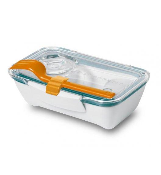 BLACK+BLUM BENTO BOX Pojemnik na lunch 500 ml / pomarańczowo - niebieski / Btrzy