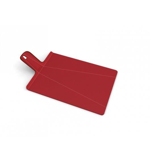 Joseph Joseph, Deska do krojenia CHop2Pot duża czerwona / Btrzy