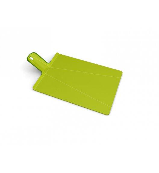 JOSEPH JOSEPH CHOP2TOP Duża deska do krojenia 48 x 27 cm / zielona / tworzywo sztuczne / Btrzy