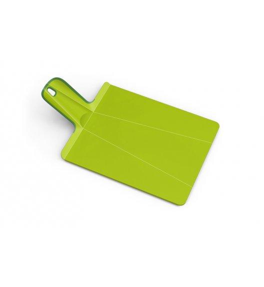 JOSEPH JOSEPH CHOP2TOP Mała deska do krojenia 38 x 21 cm / zielona / tworzywo sztuczne / Btrzy