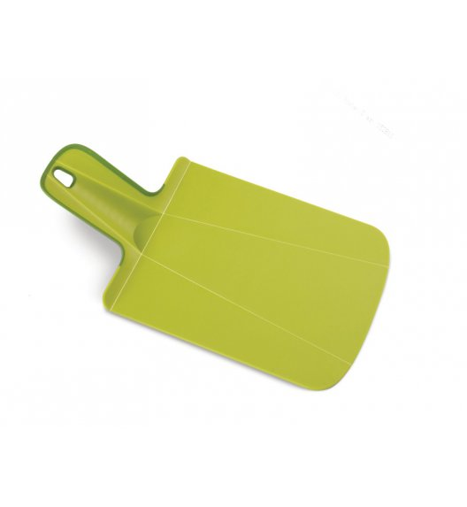 Mini deska do krojenia składana Joseph Joseph Chop 2 Pot zielona / Btrzy