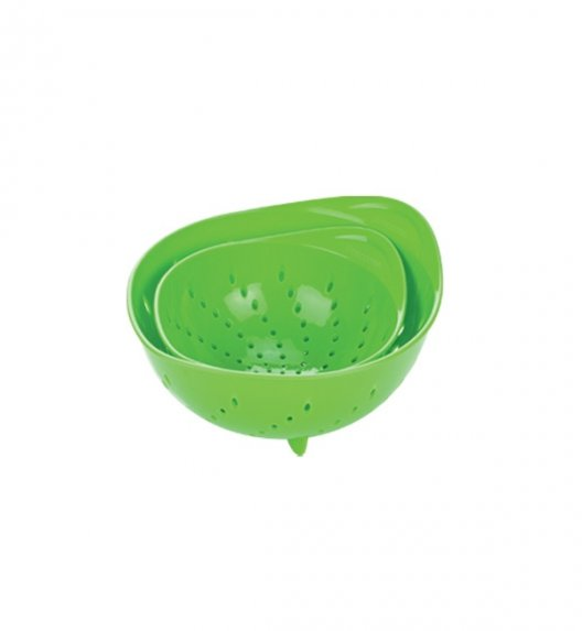 TESCOMA PRESTO TONE Zestaw cedzaków / 2 elementy /  zielony, 420601.00