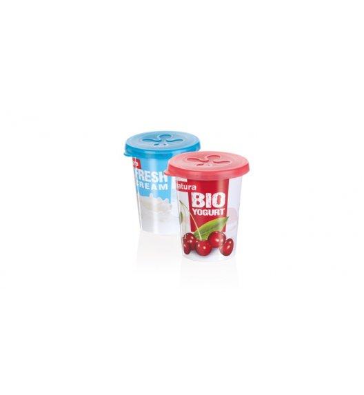 TESCOMA Wieczka na jogurty średnica 7 cm PRESTO, 2 szt. 420785.00 zobacz film
