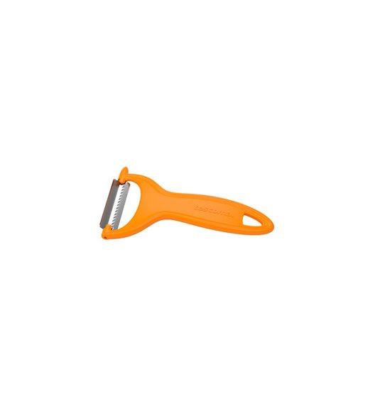 TESCOMA PRESTO Expert Skrobak 16 cm / pomarańczowy / zobacz film