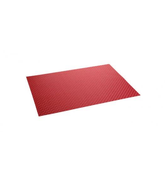 TESCOMA FLAIR SHINE Podkładka 45x32 cm, czerwona, 662062.00