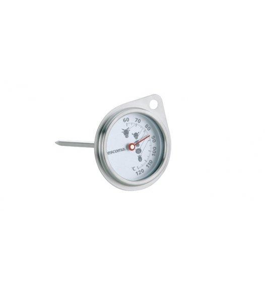 TESCOMA GRADIUS Termometr kuchenny do pieczeni / stal nierdzewna VIDEO